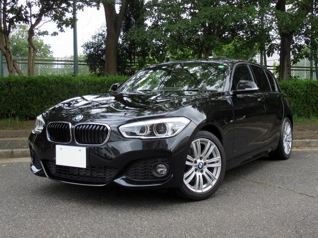 BMW 118d Mスポーツ ワンオーナー 禁煙車 コンフォートパッケージ 2ゾーンオートAC 電動フロントシート HDDナビ Bカメラ 地デジTV ミラーETC インテリジェントセーフティ LEDライト M17AW