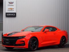 シボレー カマロローンチエディションSS 正規ディーラー車 新車