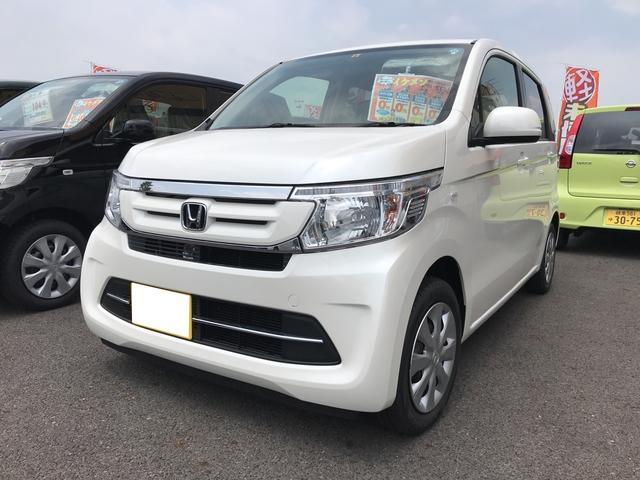 ホンダ G 軽自動車 整備付 保証付 エアコン 届出済未使用車