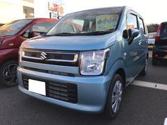 ワゴンRFA 軽自動車 ライトブルー 整備付 保証付