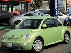 VW ニュービートルベースグレード 室内同色パネル 新品前後クロームエンブレム