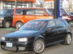 VW ゴルフR32 4WD 革 18AW