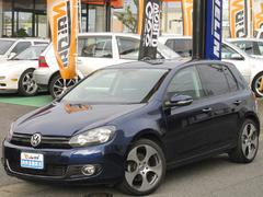 VW ゴルフTSIコンフォートライン 1オナ フルセグHDDナビ18AW
