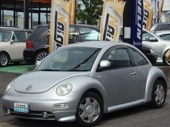 VW ニュービートルベースグレード  バックソナー 革 エアロ