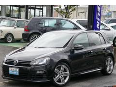 VW ゴルフR 4WD HDDナビTV Bカメラ 禁煙車