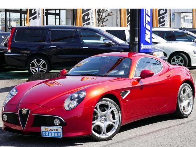 8Cコンペティツィオーネ(アルファロメオ) ベースグレード 中古車画像