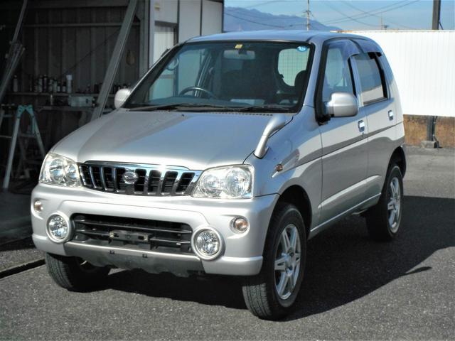 CL 4WD 社外AW フォグ 電格ミラー キーレス(1枚目)