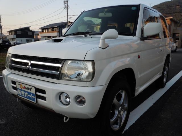 三菱 4WDターボ ナビ