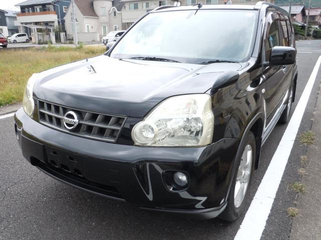 日産 20Xtt 4WD 純正HDDナビ&TV バックカメラ