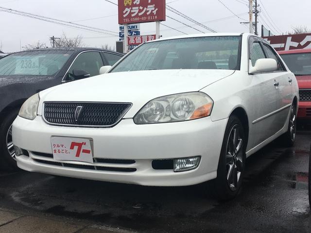 トヨタ グランデiR-V ターボ 純正ナビ フルセグTV