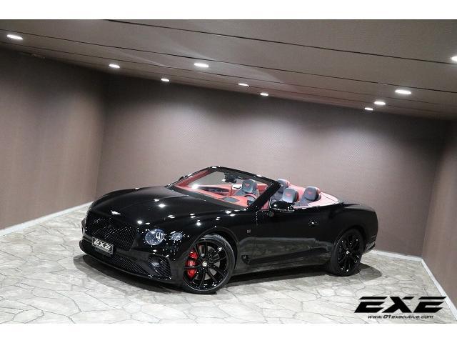 コンチネンタル(ベントレー) GTコンバーチブル 中古車画像