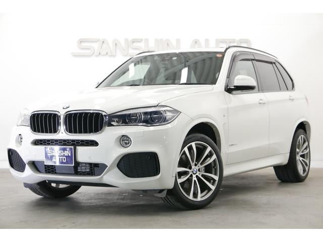 BMW xDrive 35d Mスポーツ セレクトPKG 黒革 SR