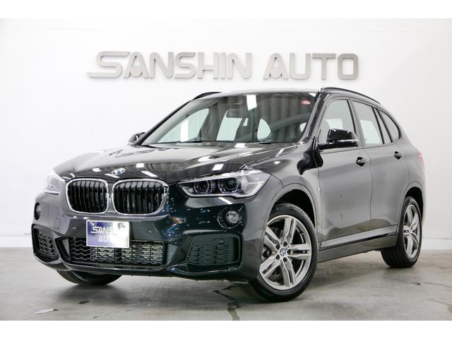 BMW xDrive 18d Mスポーツ 4WD 登録済未使用車