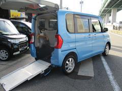タントX SA リアシート付仕様車 スローパー 福祉車輌