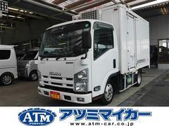 エルフトラック冷凍車中温 CNG車