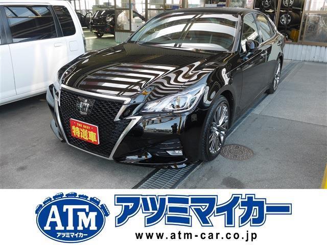 トヨタ アスリートS-T J-フロンティア