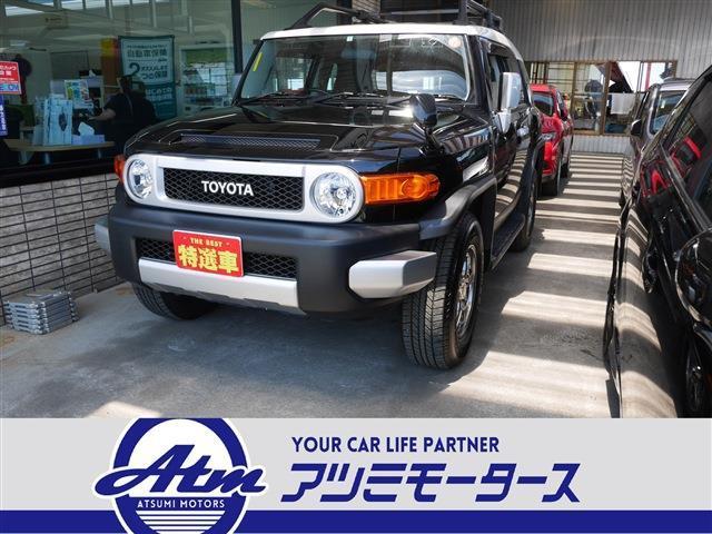 トヨタ ベースグレード 4WD ルーフラック