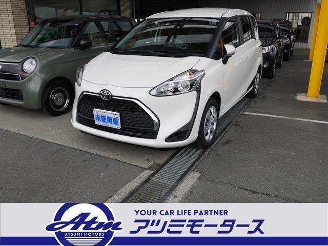 シエンタ(トヨタ) ファンベースG 中古車画像