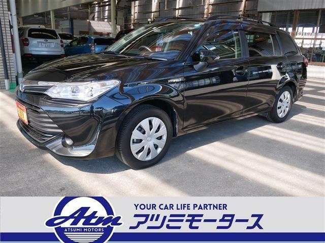 「トヨタ」「カローラフィールダー」「ステーションワゴン」「愛知県」の中古車