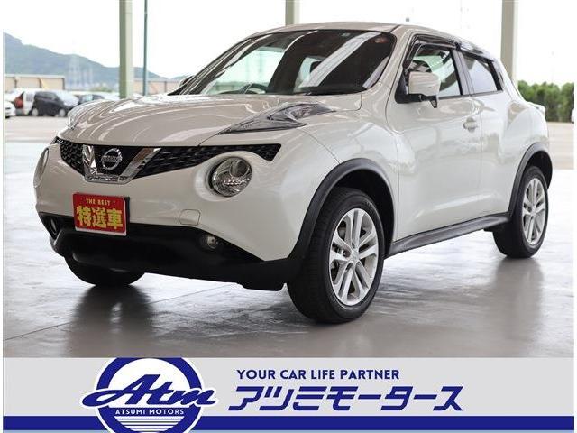 「日産」「ジューク」「SUV・クロカン」「愛知県」の中古車
