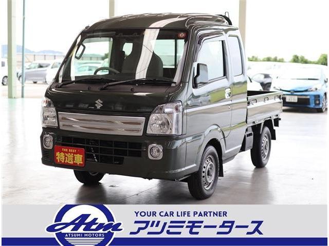 スズキ スーパーキャリイ X 4WD セーフティサポート