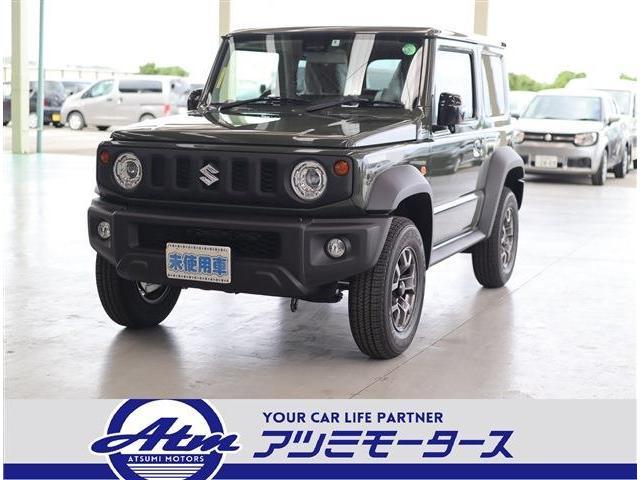 スズキ ジムニーシエラ JC セーフティサポート 4WD