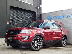 フォード エクスプローラースポーツ AWD エコブースト ツインルーフ 日本未発売