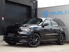 ダッジ デュランゴRT AWD 新型モデル サンルーフ ブラックトップPKG