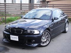 BMWM3 SMGII  車庫保管 左H 黒革シート HDDナビ