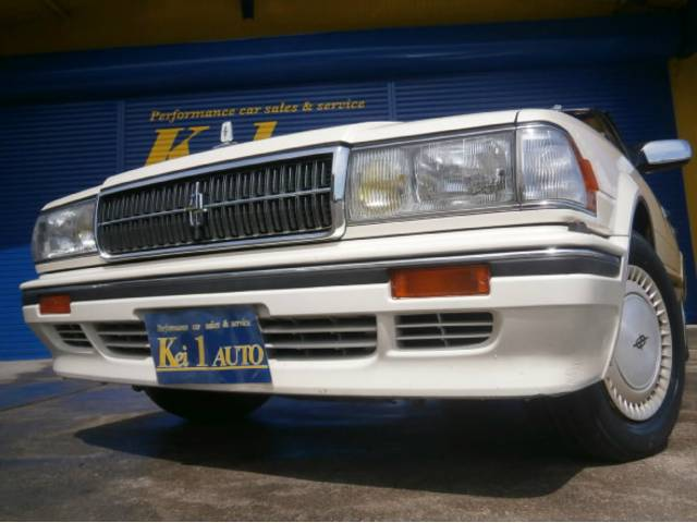 日産 Y31ブロアム フルノーマル車 実走行 2オーナー車