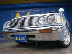 クラウンバンSDX 旧車丸目カスタマイズ仕様 当時物ムーンアイズ17AW