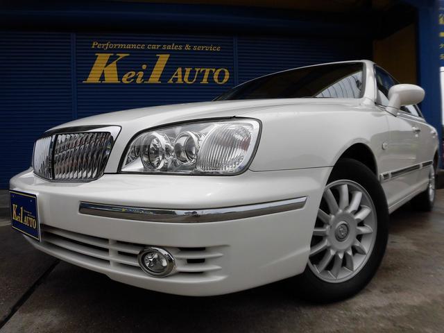 XG300本革シート三菱製DVDナビHIDヘッドオリジナル車