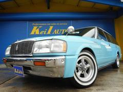 クラウンバンスーパーDX 旧車キャルルック仕様 全塗装済 Tベルト交換済