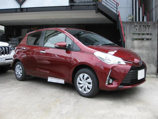 Photo of TOYOTA VITZ F AMIE / used TOYOTA