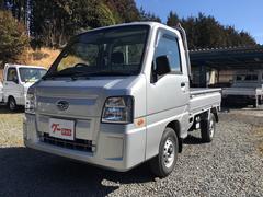 サンバートラックスーパーチャージャー キーレス 4WD 5速MT