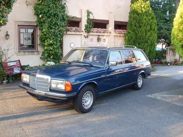 メルセデス・ベンツ 280TE サンルーフ ETC  W123