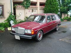 M・ベンツ300TDターボ W123 ETC  300TDT