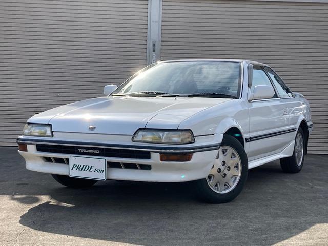 トヨタ  GT APEX APEXシート&アルミ 5速MT GT-APEX用サイドステップ