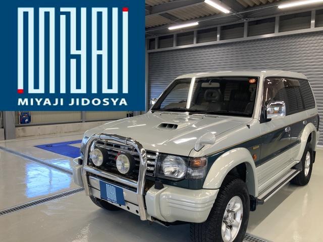 ワイド エクシード-II 4WD 社外ナビ ETC バックカメラ 革シート サンルーフ