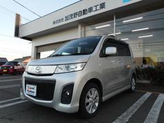 AZワゴンカスタムスタイルXS プッシュスタート HIDライト タイヤ新品