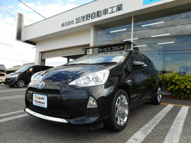 トヨタ S プッシュスタート 純正ナビ