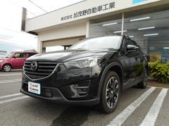 CX−5XD Lパッケージ 4WD サンルーフ ブラックレザー