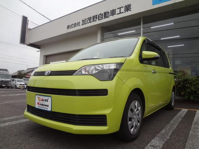 トヨタ G プッシュスタート 純正ナビ