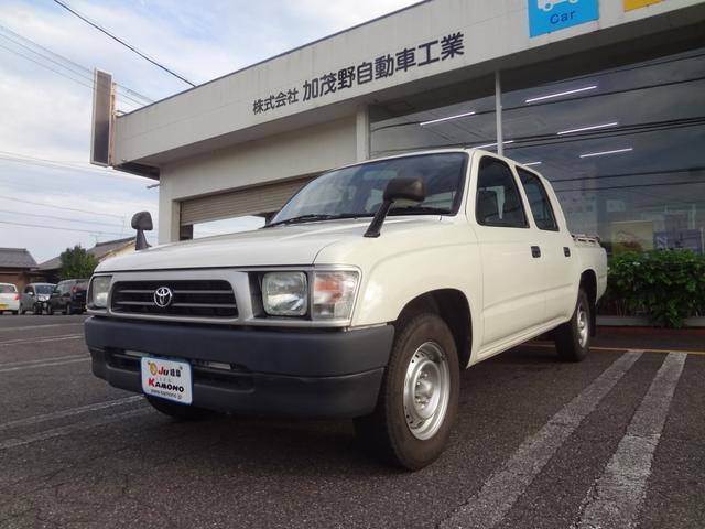 トヨタ WキャブDX