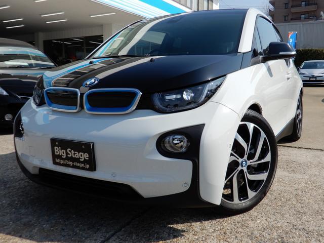 BMW スイート レンジ・エクステンダー装備車 純正HDDナビ・リアカメラ・ETC・スマートキー・ブラウンレザーシート・LEDライト・パーキングサポート・ドライビングアシスト・アダプティブクルーズコントロール・社外DVD/CD・地デジチューナー
