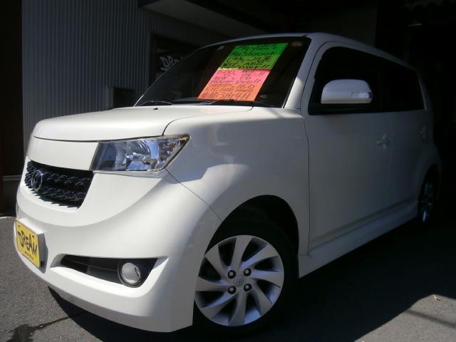 トヨタ Z エアロ-Gパッケージ 社外HDDナビ フルセグ