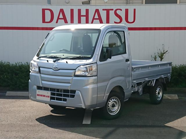 ハイゼットトラック スタンダード 5MT/純正ラジオデッキ/エアコン/パワステ