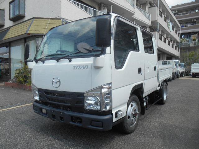 マツダ Wキャブフルワイドロー1.5トン4WD