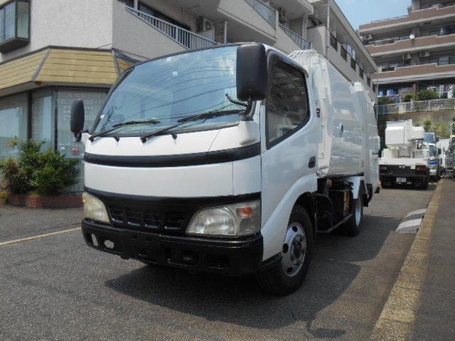 トヨタ  プレスパッカー モリタ