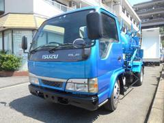 エルフトラック 吸引作業車 兼松MP−02BP